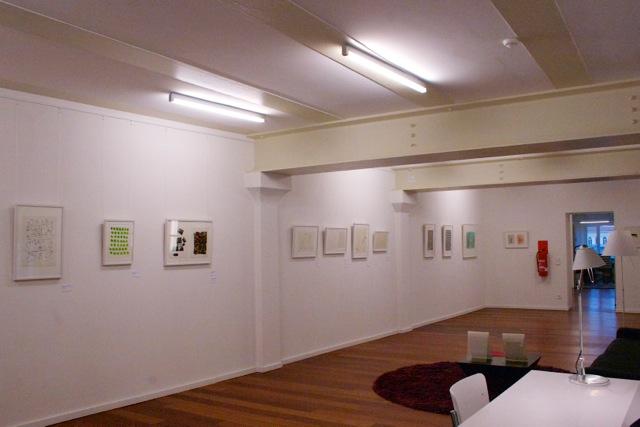 Ausstellung Unfinished Dezember 2013