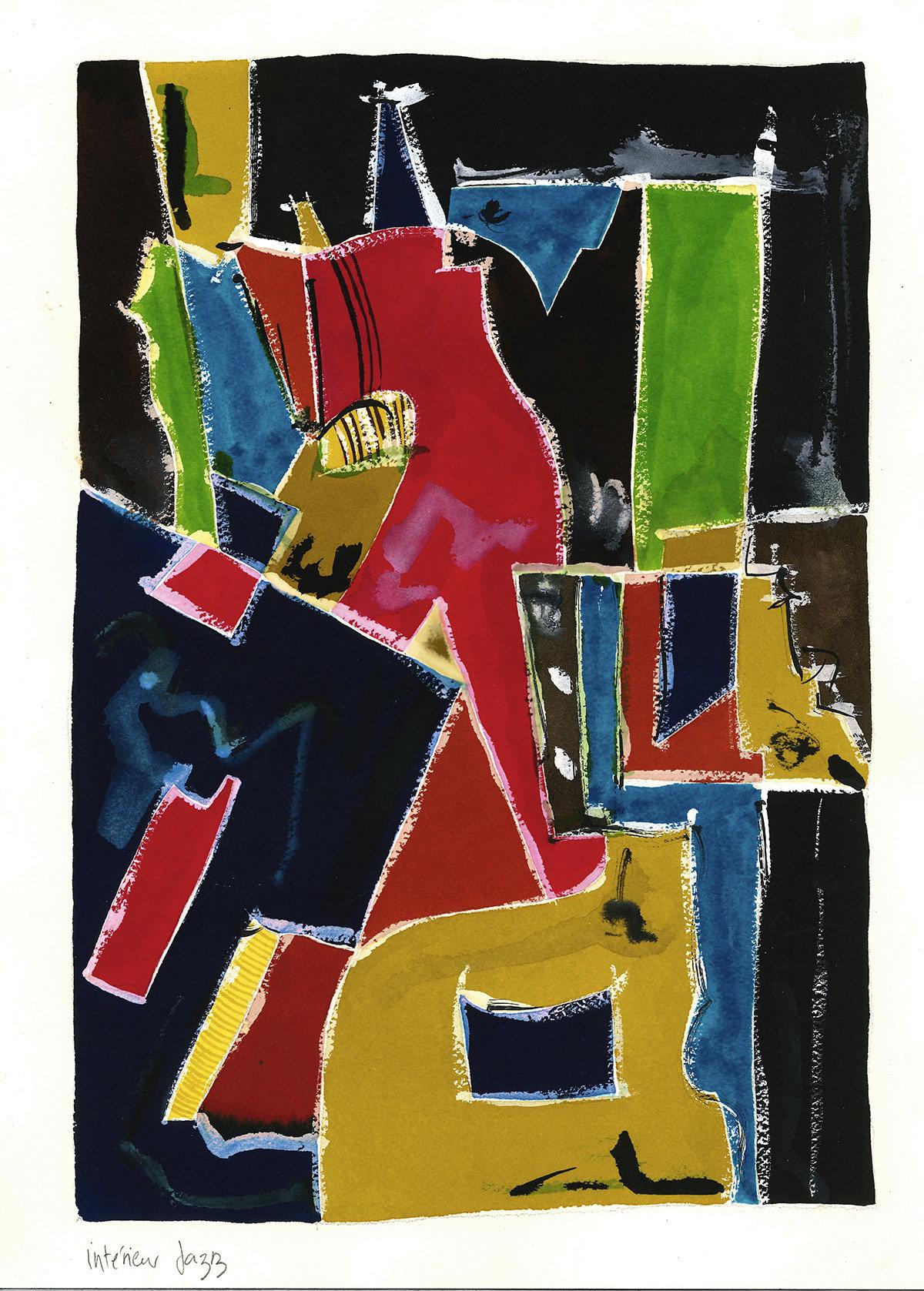Intérieur Jazz › Patrick Vernon